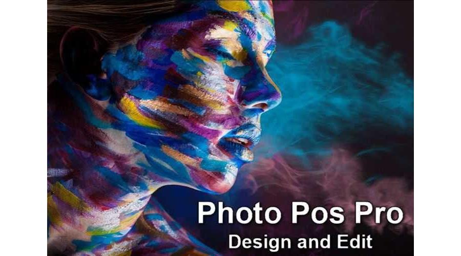 Photo Pos Pro Software (Freemium)